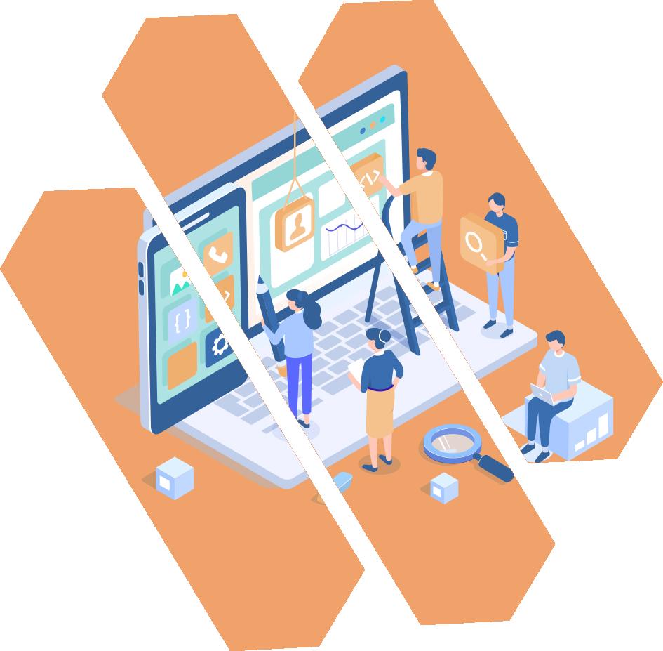 Création et refonte de site internet vitrine et e-commerce